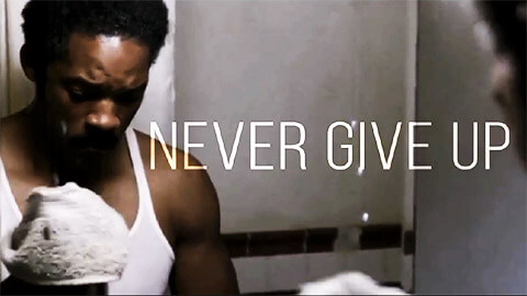 NEVER GIVE UP – Motivational Video.pct